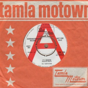 The Temptations – It's Growing