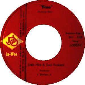 Little Hite and Soul Rockers – Fine/A While Ago