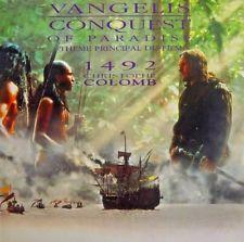 Vangelis – 1492 – Christophe Colomb CD Album