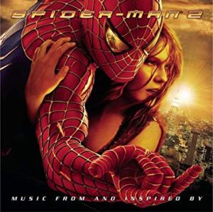 Various – Music From And Inspired By Spider-Man CD