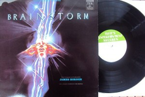 James Horner- Brainstorm (Original Motion Picture Score)
