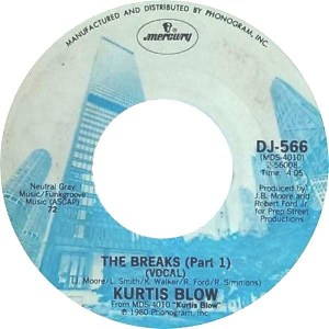 Kurtis Blow ‎– The Breaks