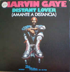 Marvin Gaye- Distant Lover = Amante A Distancia