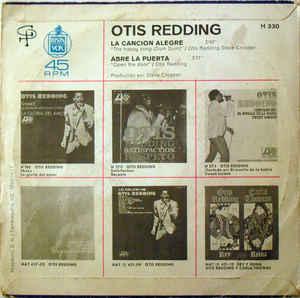 Otis Redding- La Cancion Alegre/ Abre La Puerta