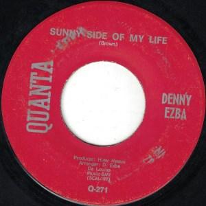 Denny Ezba- Sunny Side Of My Life
