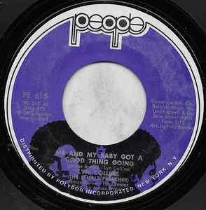 Lyn Collins- Me and My Baby Got A Good Thing Going/ I'll Never Let You Break My Heart Again
