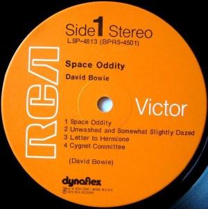 David Bowie- Space Oddity
