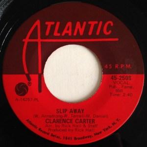 Clarence Carter- Slip Away