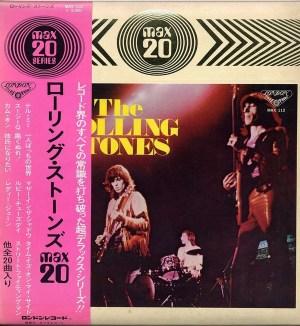 The Rolling Stones-Super Max 20