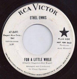 Ethel Ennis ‎– For A Little While