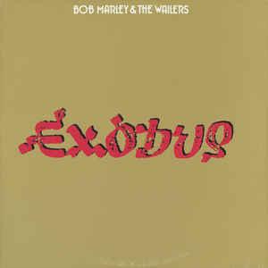 Bob Marley & The Wailers- Exodus