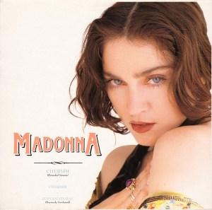 Madonna- Cherish