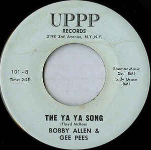Bonny Allen & Gee Pees- Here She Comes Again
