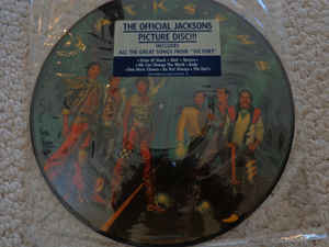 The Jacksons- Victory
