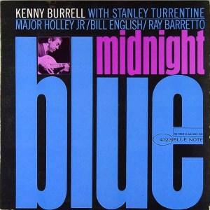 Kenny Burrell- Midnight Blue
