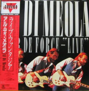 "Al Di Meola- Tour De Force- ""Live"""
