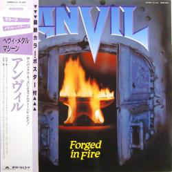 Anvil- Forged In Fire