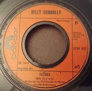 Billy Connolly- D.I.V.O.R.C.E