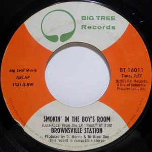 Brownsville Station- Smokin' In The Boy's Room