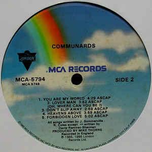 Communards- Communards