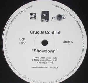 Crucial Conflict- Showdown