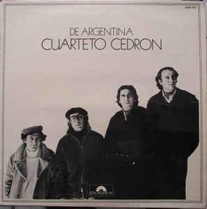 Cuarteto Cedron- De Argentina