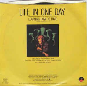 Howard Jones- Life In One Day