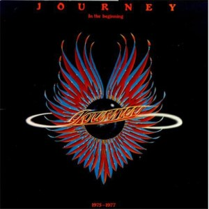 Journey- In The Beginning- 1975-1977