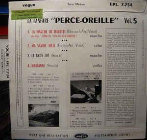 """La Fanfare """"Perce- Oreille""""- La Marche De Babette"""