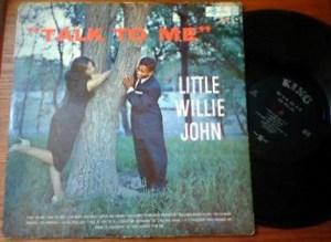 Little Willie John- Talk To Me