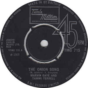 Marvin Gaye & Tammi Terrell- The Onion Song