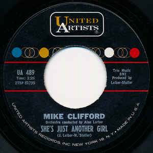 Mike Clifford- Close To Cathy
