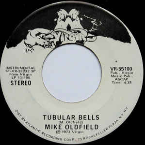 Mike Oldfield- Tubular Bells