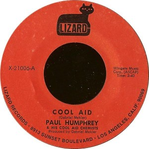 Paul Humphrey & His Cool Aid Chemists- Cool Aid/ Detroit