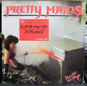 Pretty Maids- Red, Hot And Heavy