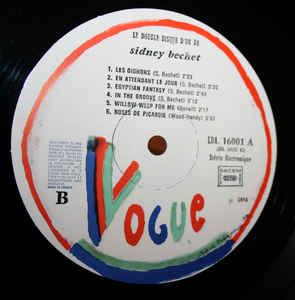 Sidney Bechet- Le Double Disque D'Or De Sidney Bechet