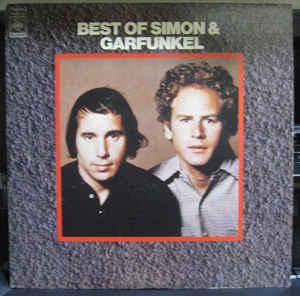 Simon & Garfunkel- Best Of Simon & Garfunkel