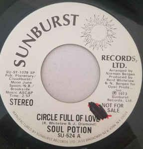 Soul Potion- Circle Full Of Love