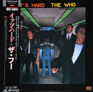 The Who- It's Hard