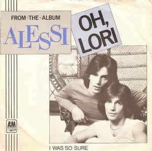 Alessi- Oh, Lori