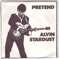 Alvin Stardust- Pretend