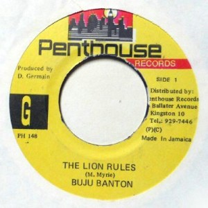 Buju Banton- The Lion Rules