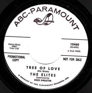 The Elites- Tree Of Love