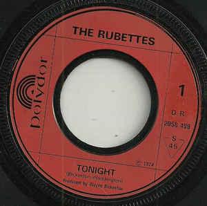 The Rubettes- Tonight
