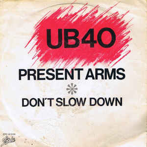 UB40- Present Arms