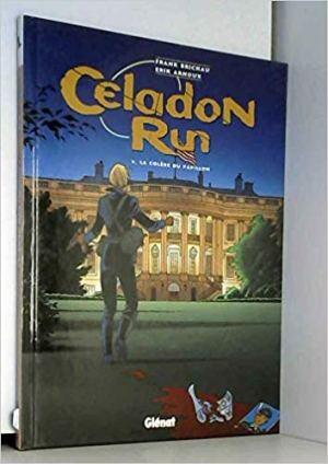 Celadon Run, tome 2 : La Colère du papillon de Arnoux & Brichau