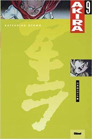 Akira, tome 9 : Visions de Katsuhiro Otomo
