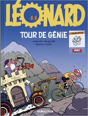 Léonard - tome 44 - Tour de génie de De Groot & Turk