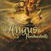 La Vallée des Ames Tordues de  Angus Powderhill (tome 1)