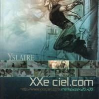 XXe ciel.com: Mémoires 2000 de Yslaire